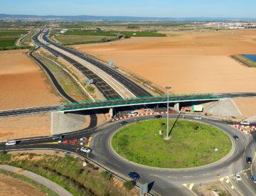 JICAR Autovia de Acceso Norte a Sevilla